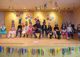 High Fivys Walt Disney Grundschule Frühlingsfest 2015