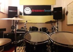 drummerhood Unterrichtsraum